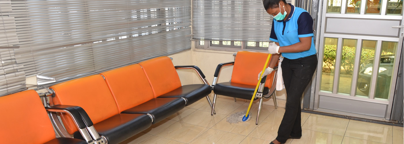 Cleaning Services in Nigeria