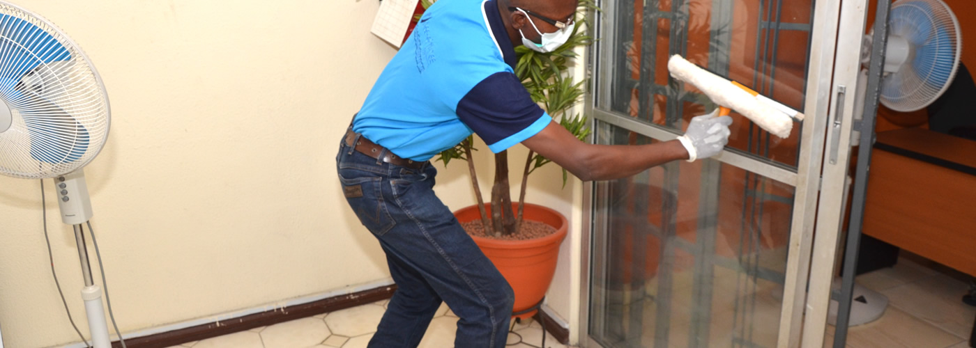 Window Cleaning Services in Lagos